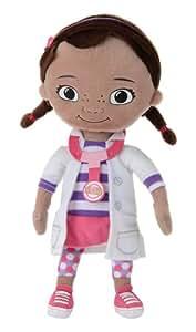 Simba 6315877368 - Disney Doc Mc Stuffin, 25 cm