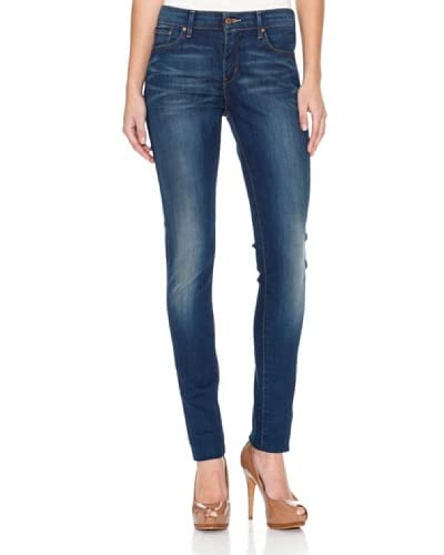 Levi's Jeans New Slight Curve Classic Tight [Blu]