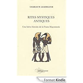 Rites mystiques antiques. Chap 2/12. Les mystres gyptiens