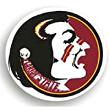 "USA Wholesaler - CSY-2324558717 - Florida State Seminoles NCAA 12 Car Magnet"" at Amazon.com"