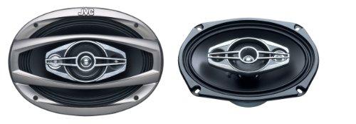 "Jvc Cs-Hx6948 6X9"" 4-Way Coaxial Speakers 490W Mx"