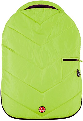 Blue Banana Urban Pod Car Seat Cover - Green