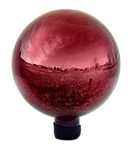 Echo Valley 8105 10-Inch Red Gazing Globe