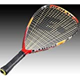 "170 grams Bedlam Lite Racquetball Racquet with 3 5/8"" Grip from E-Force"
