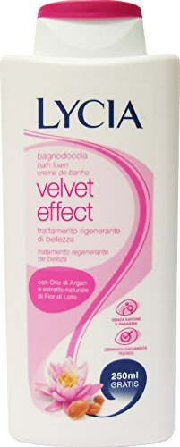 LYCIA Bagno Schiuma Velvet Effect 750 Ml