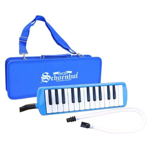 Schoenhut Blue 25 Key Melodica