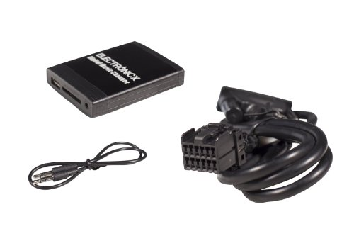 Adattatore Interfaccia MP3 USB SD AUX Ford 12 Pin 4050 RDS, 4600 CDR, 5000 RDS