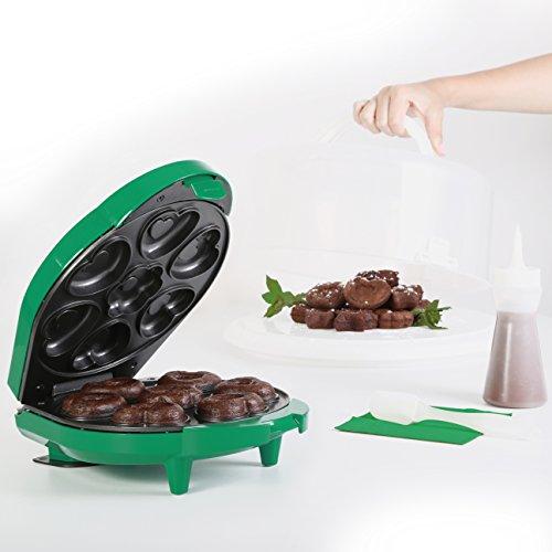 Holstein Housewares HF-09005D-BU Brownie Fun Pack, Emerald Green