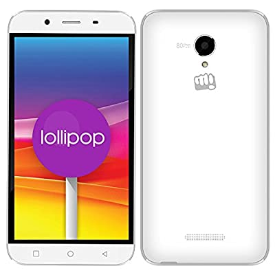 Micromax Q391 8Gb - White