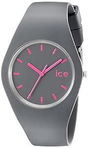 ice watch damen armbanduhr ice unisex grau ice gy u. Black Bedroom Furniture Sets. Home Design Ideas