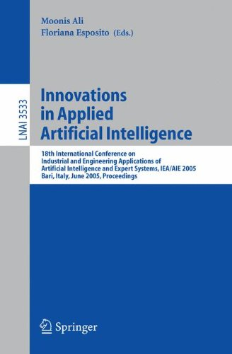Innovations in Applied Artificial Intelligence: 18th International Conference on Industrial and Engineering Applications