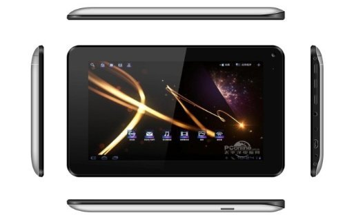 ELSSE 7 5-point capacitive screen TABLET PC ANDROID 4.1 - 512MB 4GB Camera WIFI M714