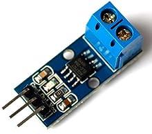 ACS712 Actual del Sensor Módulo 20 Amps Rango Amperaje ACS712ELC - 20A