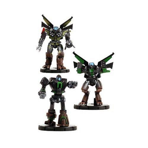 Mechwarrior Falcons Prey Booster Pack by WizKids - 1