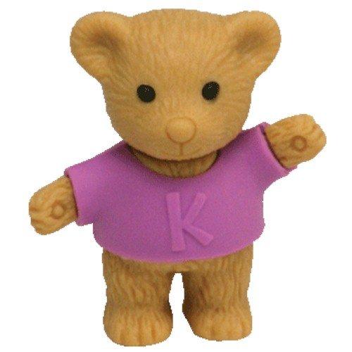 Ty Beanie Eraserz - Cubbie the Bear