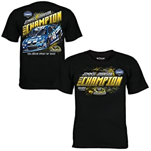 Jimmie Johnson 2013 Championship T-Shirt by Chase Authentics