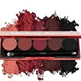 DOSE OF COLORS Blushing Berries Eyeshadow Palette (Color: Black/Brown/Pink)