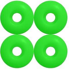 Buy 608ZZ Metal Shield Bearing Nonslip Green PU Skateboard Wheel 58mm by Como