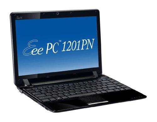 ASUS Eee PC Seashell 1201PN-PU17-BK 12.1-Inch Netbook (Black)
