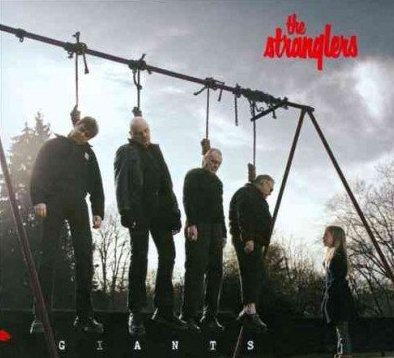 Original album cover of Giants by Stranglers