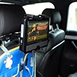 UltimateAddons Car Headrest Tablet DVD Mount Holder for PHILIPS PD7022 Portable DVD Player
