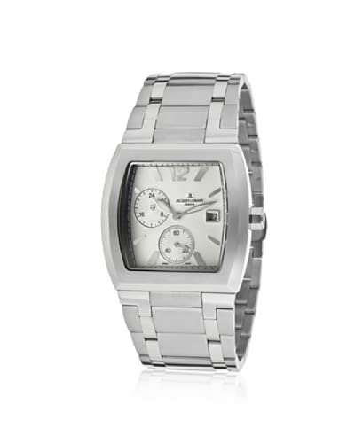 Jacques Lemans Men's GU139B Square Stainless Steel Watch