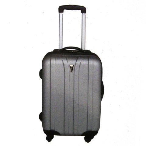 Alu-Look Bordcase 18 inch – Trolley auf 4 360°