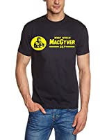 MACGYVER T-SHIRT S M L XL XXL XXXL