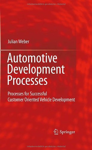 Automotive Development Processes: Processes for...