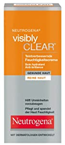 NEUTROGENA Visibly CLEAR Feuchtigkeitscreme, 50ml