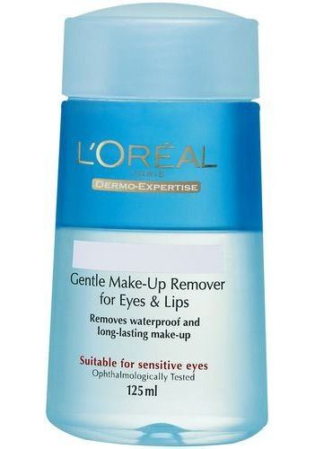 L'Oreal Dermo-Expertise Gentle Lip And Eye Make-Up Remover 4.2 Oz