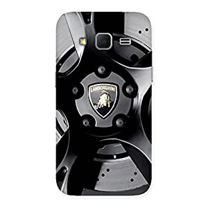 Cute Lm Wheel Back Case Cover for Galaxy Core Prime