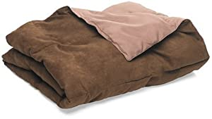 Pike Street Wraparound Comfort Throw, Espresso