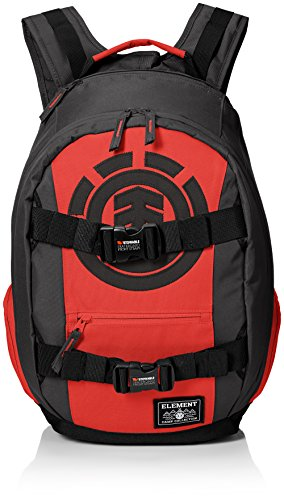 element-mens-mohave-elite-backpack-fire-red-dark-charcoal