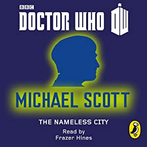 Doctor Who: The Nameless City Audiobook