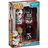 Star Wars Characters Kids Galactic Body Wash Set