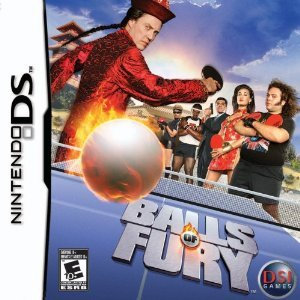 Buy DSI Games - Dsi Games Balls Of Fury (nintendo Ds Game)