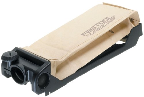 Festool 489631 Turbo Dust Bag Set For Ets 150 Sanders, 5-Pieces front-610828