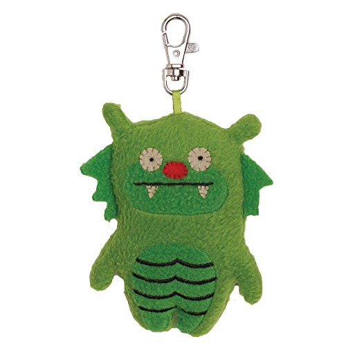 Uglydoll Universal-Creature Big Toe Backpack Clip Plush - 1