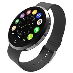 Round Bluetooth Smartwatch BT360 Wrist Watch 1.22
