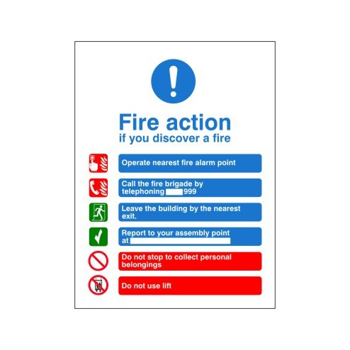 2-x-fire-action-signs-if-you-discover-a-fire-150mm-x-200mm-self-adhesive