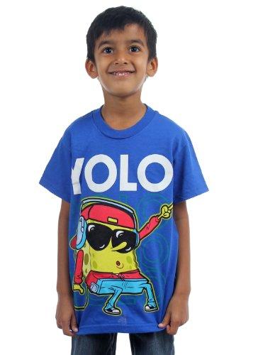 Bob-Esponja-Pantalones-Cuadrado-Boys-YOLO-camiseta