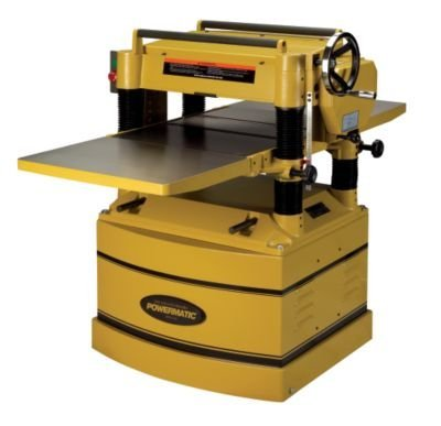 Powermatic 1791316 209HH, 20-Inch Planer, 5HP 3PH 230/460V, with Byrd Cutterhead