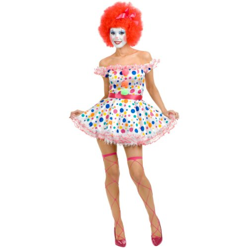 Clownin Around Costume - Medium - Dress Size 8-10