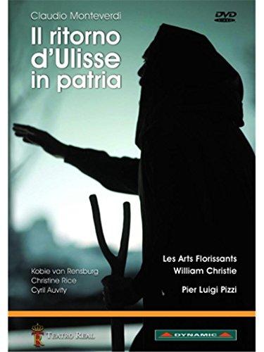 Claudio Monteverdi: Il ritorno d'Ulisse in patria (Teatro Real, Madrid 2008) [DVD] [2006] [NTSC]