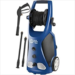 AR Blue Clean 1600 psi Electric Pressure Washer