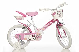 Dino Bikes 14-inch Hello Kitty Children's Bike