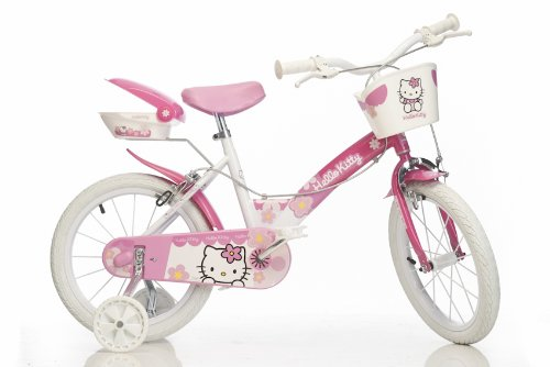 14 Zoll Kinderfahrrad Fahrrad Jugendräder Hello Kitty