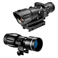 BARSKA Electro Sight with 3x30 Magnifier by Barska