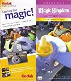 Collectible Guide Maps - Walt Disney World Resorts - Magic Kingdom (Theme of map is Dumbo, The Flying Elephant, April 2012)